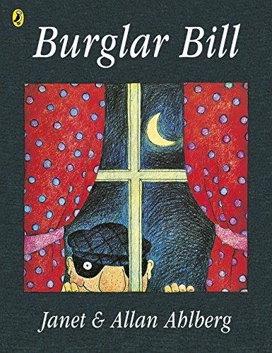 Burglar Bill (Picture Puffins)の詳細を見る