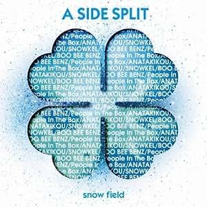 A SIDE SPLIT Vol.3~snow field~