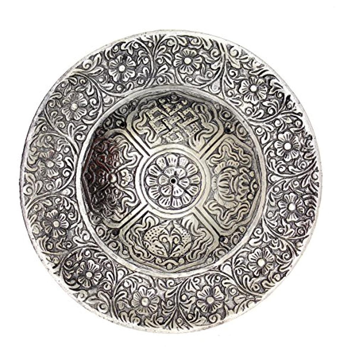 オリエント障害者ステーキチベット香炉Govinda – Large – 6