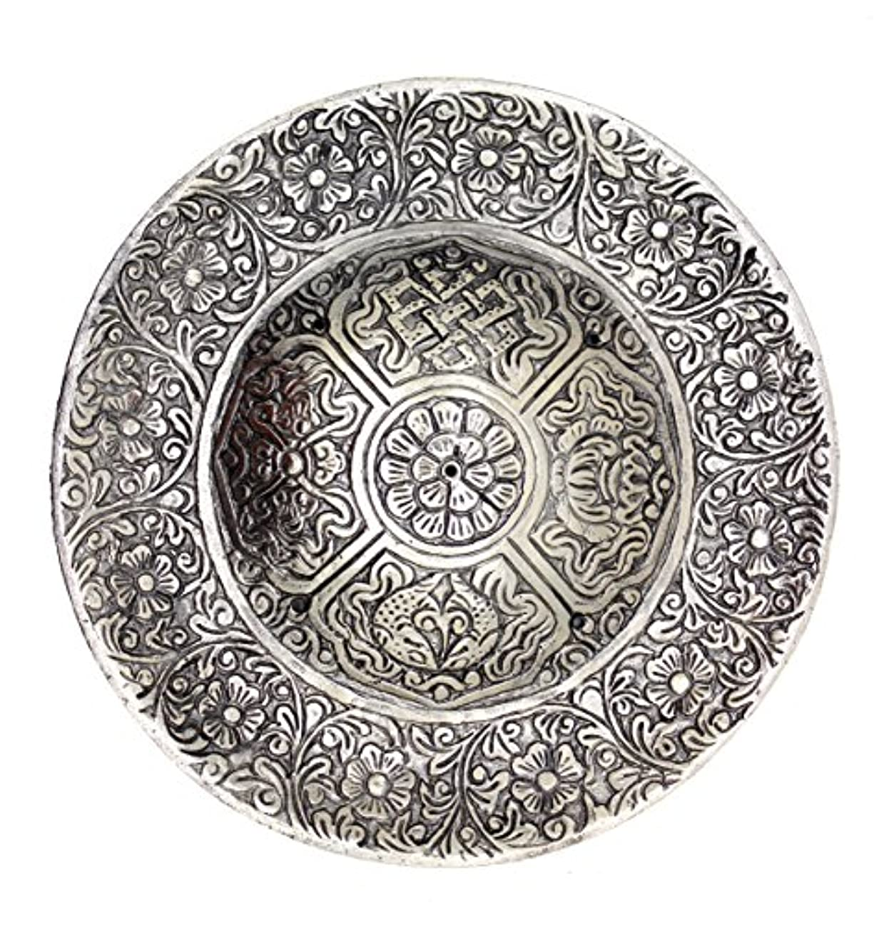差別する毎月引き付けるチベット香炉Govinda – Large – 6