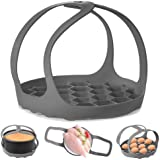 Pressure Cooker Sling,Silicone Bakeware Sling for 6 Qt/8 Qt Instant Pot, Ninja Foodi and Multi-function Cooker Anti-scalding