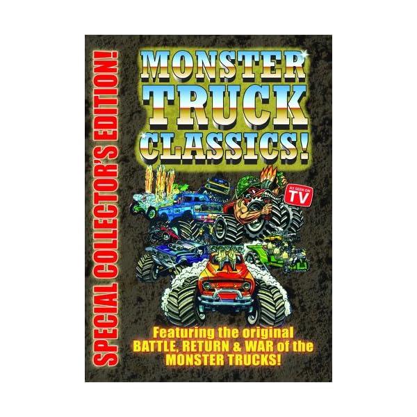Monster Truck Classics C...の商品画像