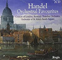Handel: Orchestral Favourites