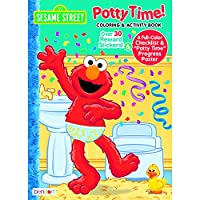 (Ultimate Activity Poster Book) - Bendon 56862 Sesame Street 32-Page Ultimate Activity Poster Book