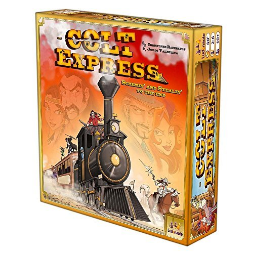 Colt Express Board Game by Asmodee