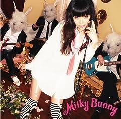 Milky Bunny「Canvas」のジャケット画像