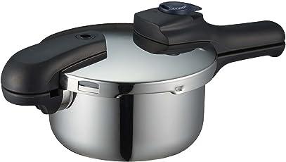 パール金属 圧力鍋 2.5L IH対応