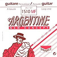 SAVAREZ サバレス ジャズギター弦 アルゼンチーヌ ループエンド ライト 1510MF    L