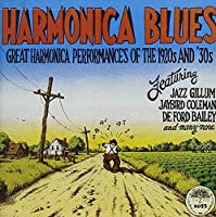 Harmonica Blues by VARIOUS ARTISTS (1991-04-08)