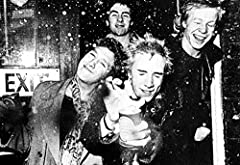 Sex Pistolsポスター、Crackin ' Beers、Johnny Rotten、Sid Vicious、パンクロック