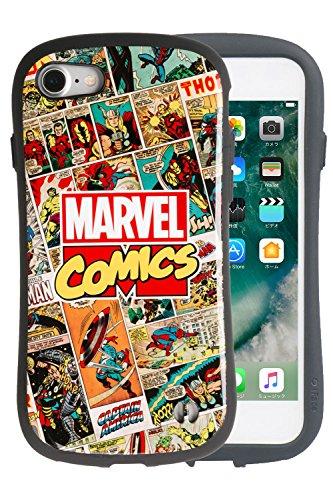 iPhone7 ケース 耐衝撃 カバー iface First Class マーベル 正規品 / コミック / HERO