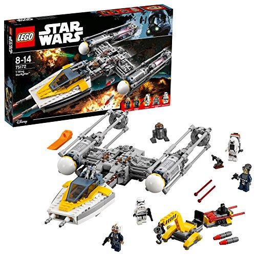 LEGO Star Wars Y-Wing Starfighter 75172 Playset Toy