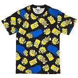 ザ・シンプソンズ Tシャツ ファミリー ちらし Lサイズ SSAP546