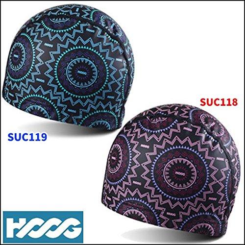 [해외]HOOG 후구 SUC118 SUC119 수영 모자 수영 모자 실리콘 코팅/HOOG HOOG SUC 118 SUC 119 Swim Cap Swimming Cap Silicone Coating