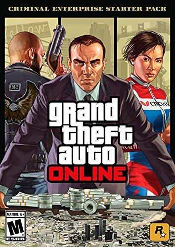 [価格改定] Grand Theft Auto V: 犯罪事業スターターパック【日本語版】|オンラインコード版