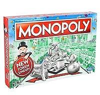 Monopolyクラシックボードゲーム、6のケース