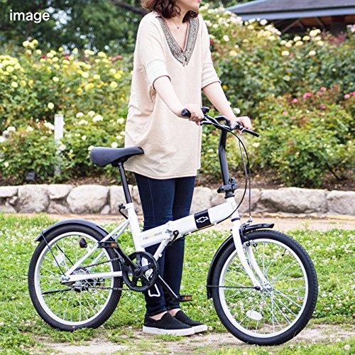 折りたたみ自転車 折り畳み自転車 折りたたみ自転車 折り畳み自転車 20インチ シボレー FDB20R MG-CV20R