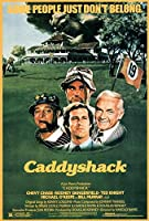 Caddyshack映画ポスター27x 40Chevy Chase、ロドニー・デンジャーフィールド、A、Made in the U。S。A。