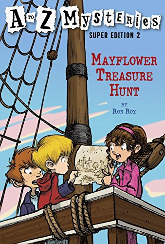 A to Z Mysteries Super Edition 2: Mayflower Treasure Huntの詳細を見る