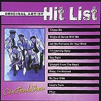 Original Artist Hit List by Con Funk Shun (2003-03-18)