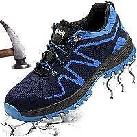 安全靴 スニーカー 作業靴 先芯入り 登山靴 レディース メンズ 耐滑 軽量 通気 耐磨耗 衝撃吸収 ウィンジョブ セーフティーシューズ