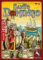 Santo Domingo Card Game