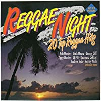 Jimmy Cliff, Ziggy Marley, UB40, Desmond Dekker, Third World..