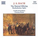 Musical Offering by J.S. BACH (2000-10-05)