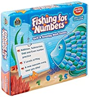 Teacher Created Resources Fishing for Numbers Game (7821) [並行輸入品]