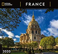 Cal 2020-National Geographic France Wall