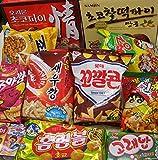 韓国のいろいろ5種お菓子 セット【ランダムですので種類は選べません。/写真はイメージです!】 [並行輸入品]