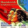 Shostakovich: Symphonies 1/3