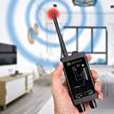 Bug Detector Anti spy RF Signal Detector GPS SPY Monitor Detector Anti Tracking Strong Magnetic Detector for Hidden Camera La