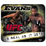 おもちゃ UFC Mixed Martial Arts Rashad Evans Wall Hanging [並行輸入品]