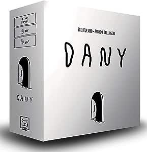 ゲーム - アンビエンスゲーム - Dany