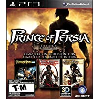 Prince of Persia Trilogy (輸入版) - PS3