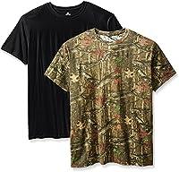 Mossy Oak 2パックプレミアムコットンTシャツ–XLサイズ