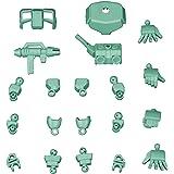 SDガンダム クロスシルエット シルエットブースター[グリーン] 色分け済みプラモデル