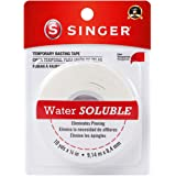 SINGER 44447 Temporary Basting Tape, Clear