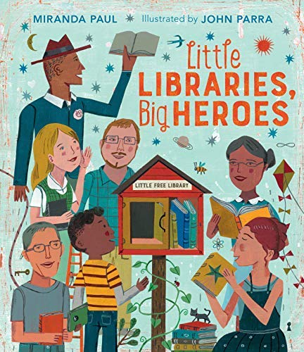 Little Libraries, Big Heroes (English Edition)