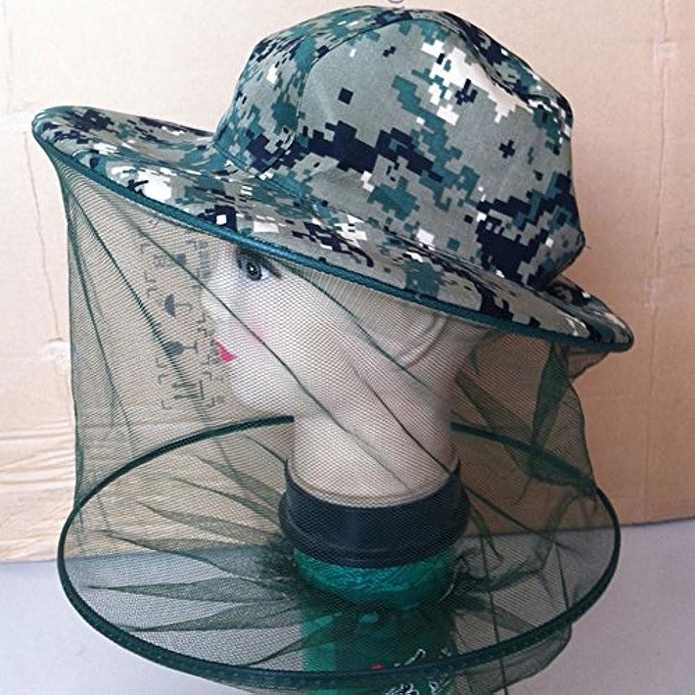 とげのある存在する先駆者Asentech農作業 帽子ネット 虫よけハットアウトドア ガーデニング 紫外線対策 園芸 虫除け帽子