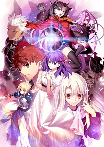 劇場版「Fate/stay night [Heaven's Feel] I.presage flower」 [Blu-ray]