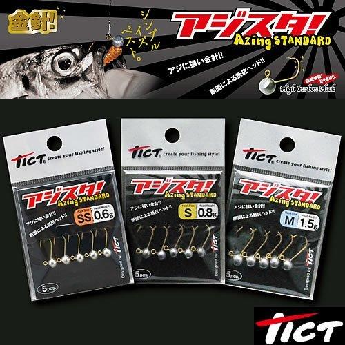 TICT(ティクト) アジスタ Sサイズ 1.0g