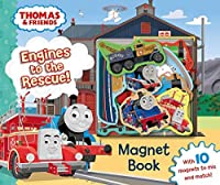 Thomas and Friends Thomas The Train Magnet Book [並行輸入品]