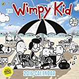 Diary of a Wimpy Kid Calendar 2016