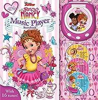 Disney Fancy Nancy Music Player (Music Player Storybook)