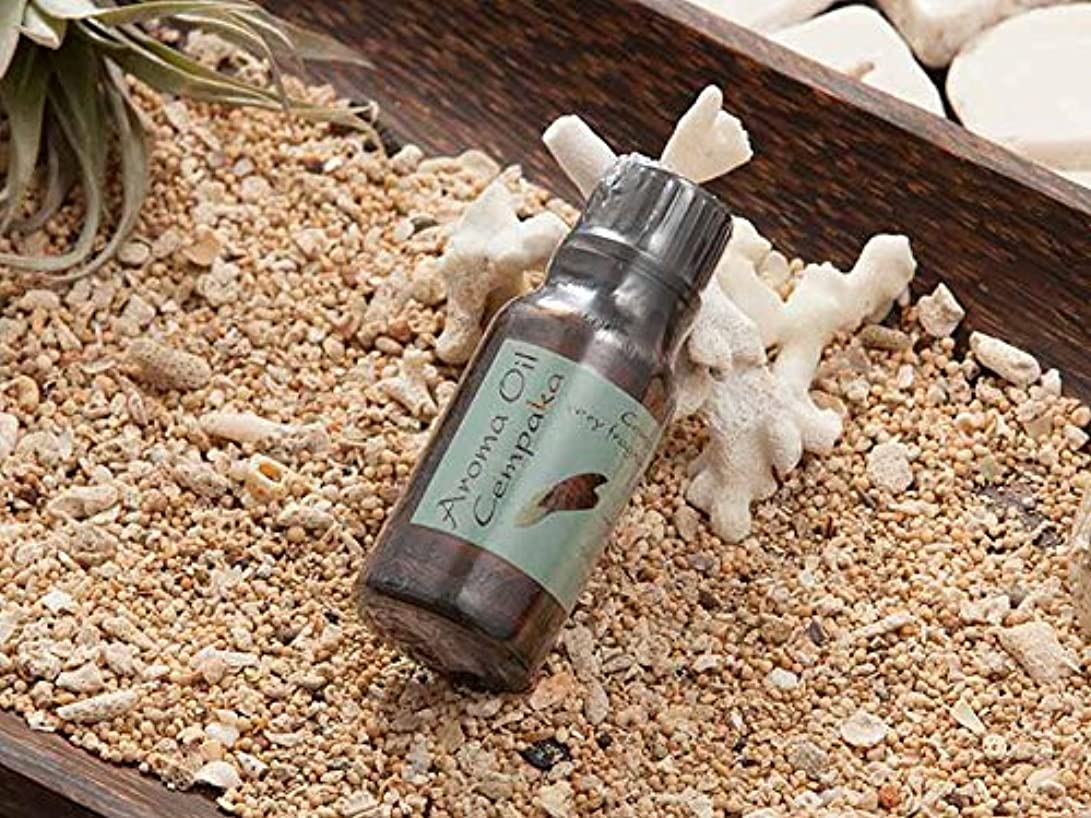 温かいコンバーチブル絶滅寛ぎのひと時にアジアンな癒しの香りを アロマフレグランスオイル 5種の香り (アラムセンポールALAM ZEMPOL) (Cempaka チャンパカ)