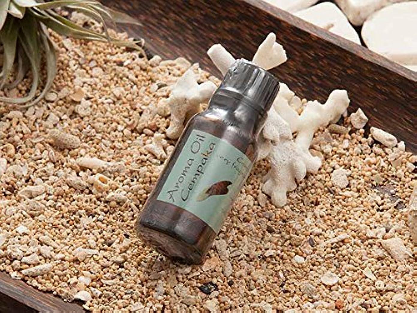トレイ現代の免除する寛ぎのひと時にアジアンな癒しの香りを アロマフレグランスオイル 5種の香り (アラムセンポールALAM ZEMPOL) (Cempaka チャンパカ)