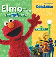 Sing Along With Elmo and Friends: Constance by Elmo and the Sesame Street Cast