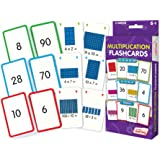 Junior Learning Multiplication Flash Cards